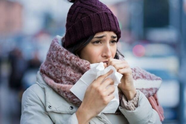 Maladies de l'hiver et huiles essentielles